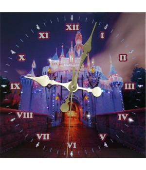 """Часы """"Замок"""" Swarovski<br />"""