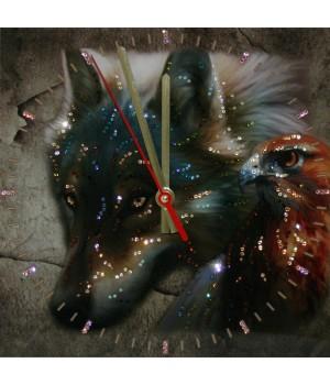 "Часы ""Взгляд хищника"" Swarovski"
