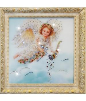 Ангел изобилия Swarovski