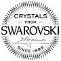 Близнецы Swarovski 35х35 см