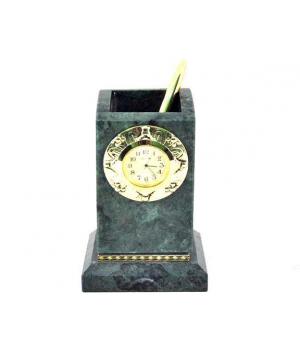 Карандашница из мрамора ММ 012