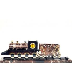 Поезд из яшмы ПО-005