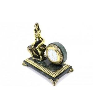 Часы из яшмы «Соблазн»