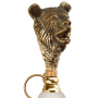 Ложка для обуви Медведь Белый Мрамор